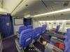 Салон бизнес-класса Boeing 777-300 Трансаэро