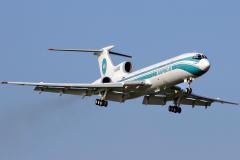 Tu-154M-aircraf