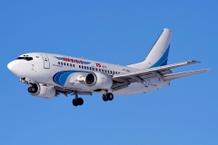 VP-BRS Yamal Airlines Boeing 737-528