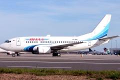 VP-BRU Yamal Airlines Boeing 737-500