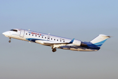 VP-BBC Yamal Airlines Canadair CRJ-200