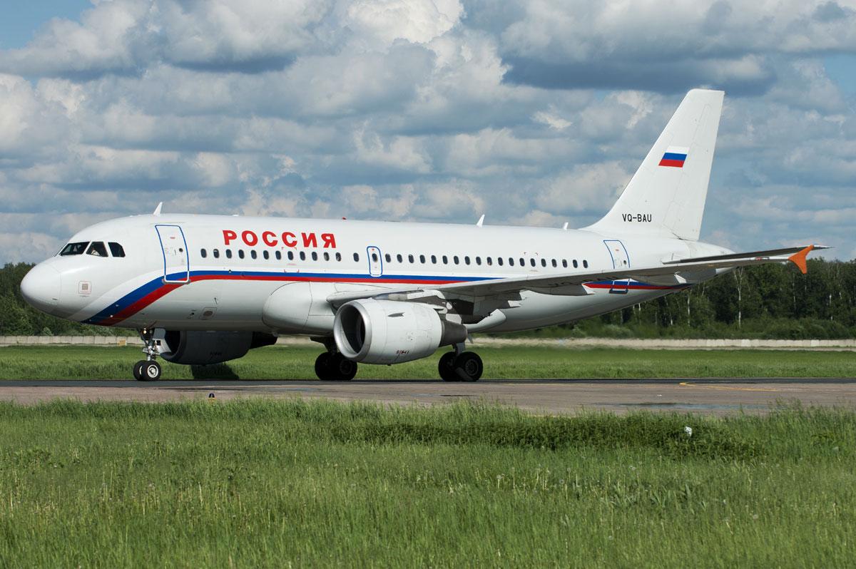 Фото airbus a319 россия фотографии