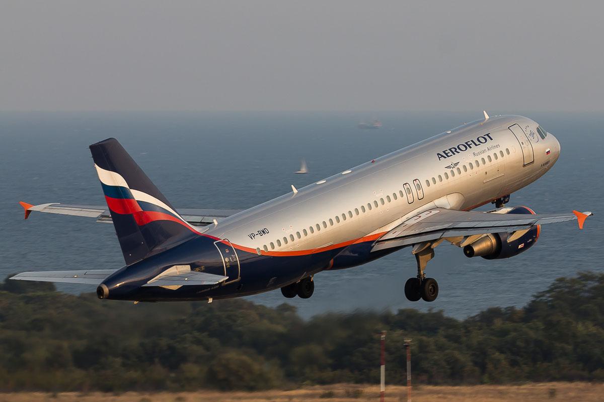 Airbus A320 (Эйрбас А320) - Аэрофлот. Фото, видео и описание самолета