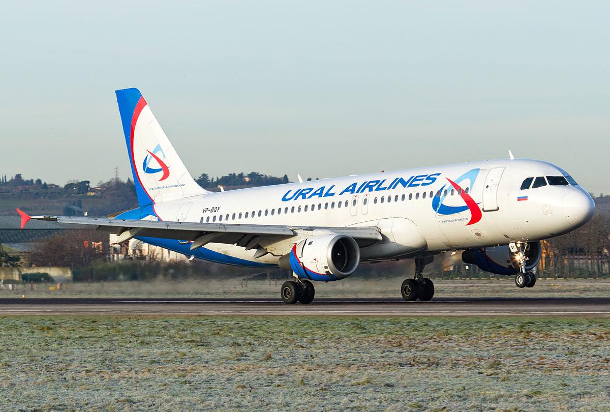 Схема а 320 самолет уральские авиалинии