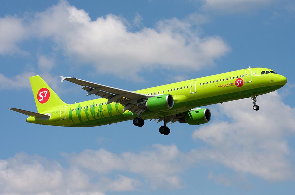 фото самолет a321