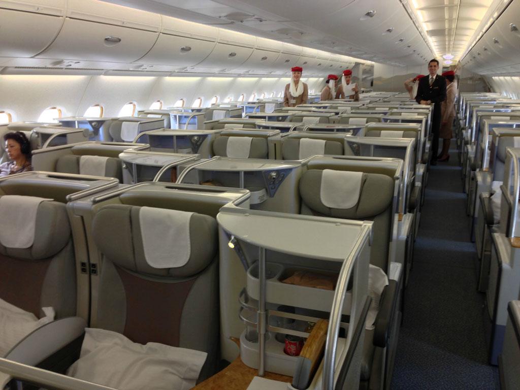 Airbus a380 800 схема салона лучшие места