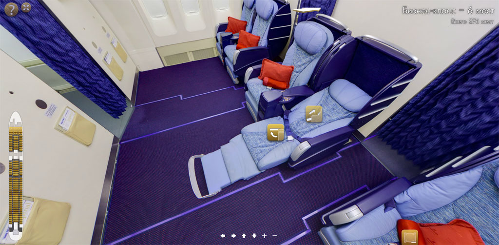 Фотографии самолета Boeing