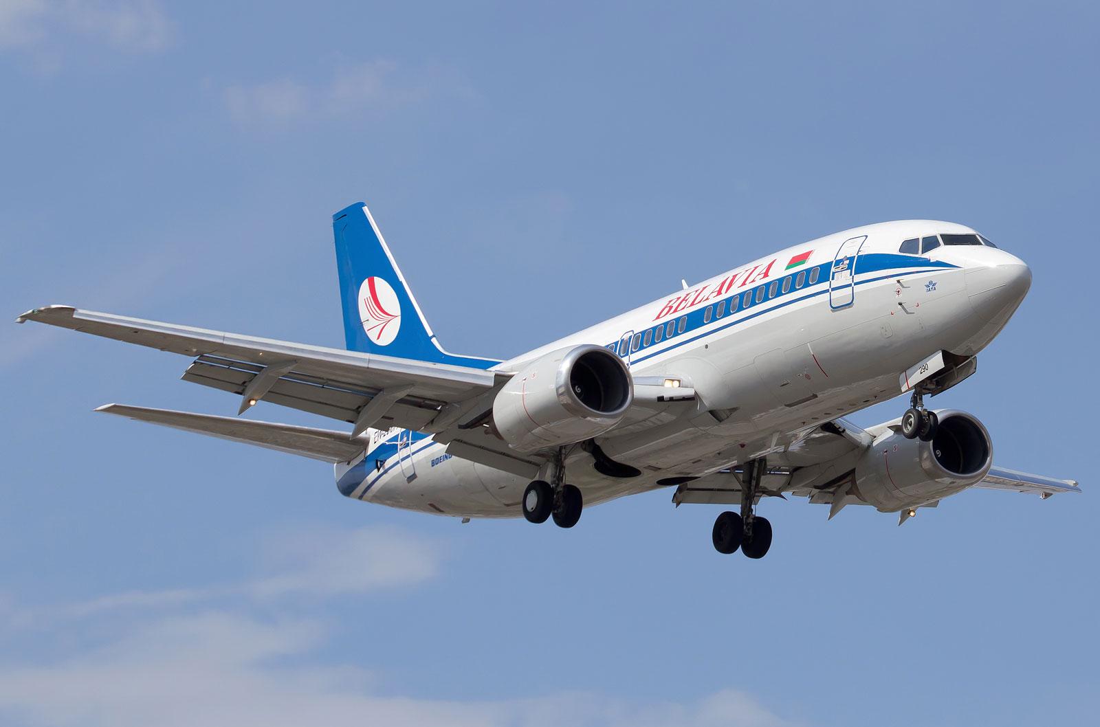 Boeing 737 500 боинг 737 500 — белавиа