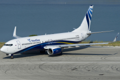 VQ-BNG NordStar Airlines Boeing-737-800