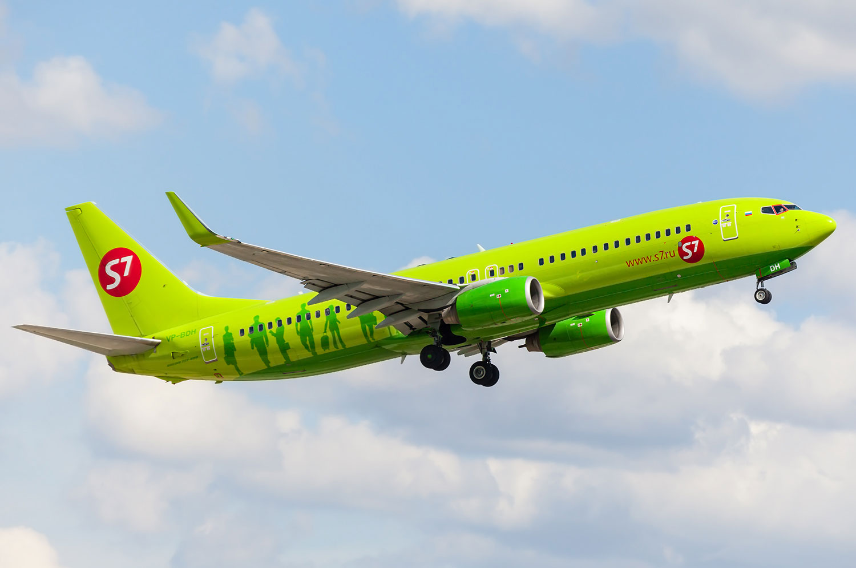 фото боинг 737 800