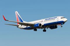 Фото Боинг 737-800 EI-RUD Трансаэро