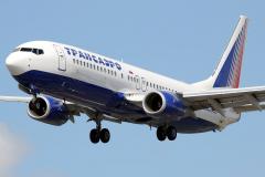 Боинг 737-800 EI-UNJ Трансаэро
