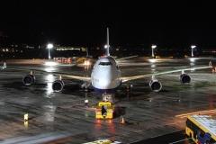 Самолет EI-XLIB Boeing 747-400 Трансаэро