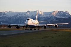 Boeing 747-400 Трансаэро EI-XLF