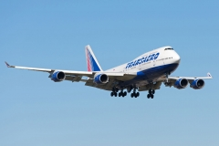 EI-XLG Боинг 747-400 Трансаэро