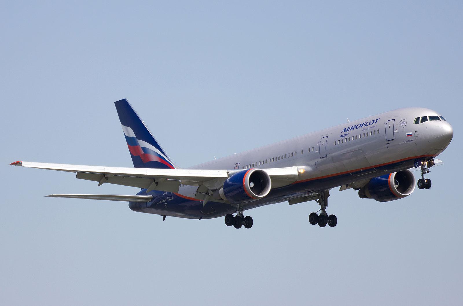 Boeing 767-300 (Боинг 767-300) - Аэрофлот. Фото, видео и описание ...