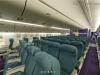 Салон экономического класса Boeing 777-200 Transaero