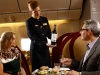 Класс-империал на борту самолетов Трансаэро
