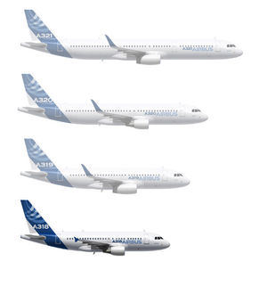 a318 family 320