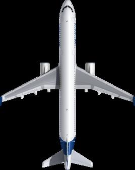 Размах крыльев А321