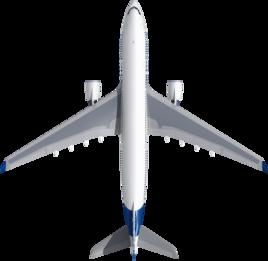 Размах крыла А330-200