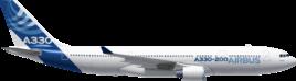 Длина Аэробус А330-200
