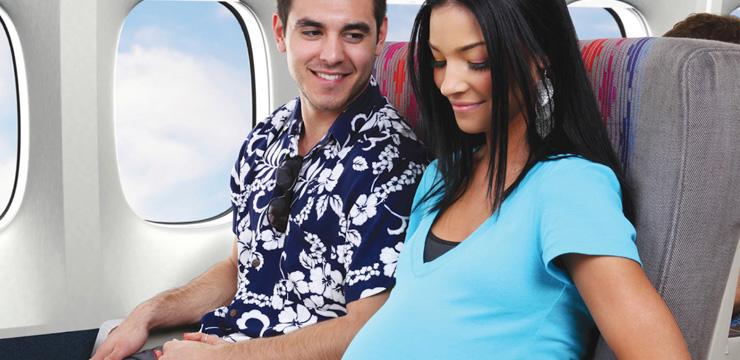 Можно ли летать на самолете беременным?