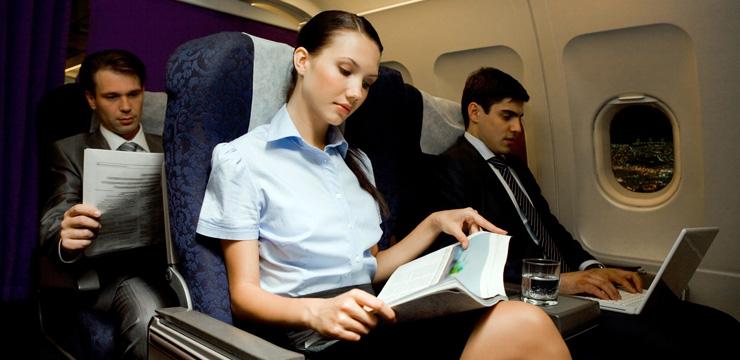 Классы в самолете. Какие они и в чем разница?