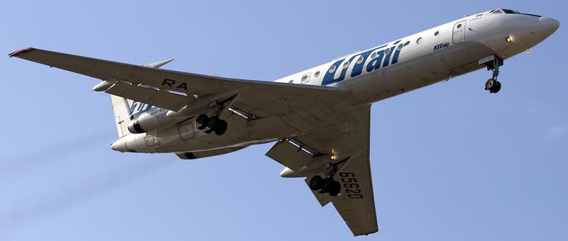 Фотографии Туполев Ту-134 — Utair