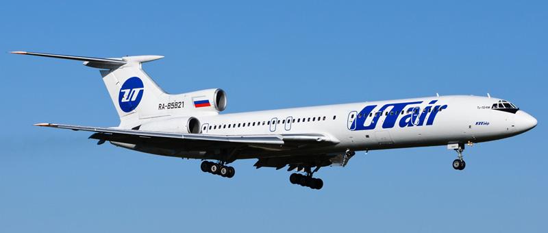 Фотографии Туполев Ту-154 — Utair