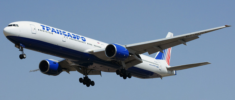 Схема салона Boeing 777-300