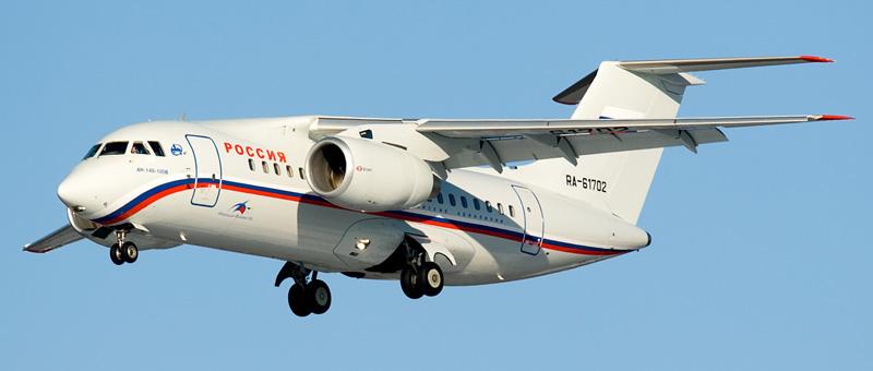 Фотографии Антонов Ан-148-100В (An-148-100B) — Россия