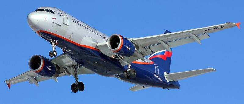 VP-BDO-Aeroflot-Russian-Airlines-Airbus-A319-100