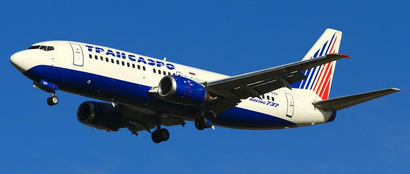 Фотографии Boeing 737-300 (Боинг 737-300) — Трансаэро