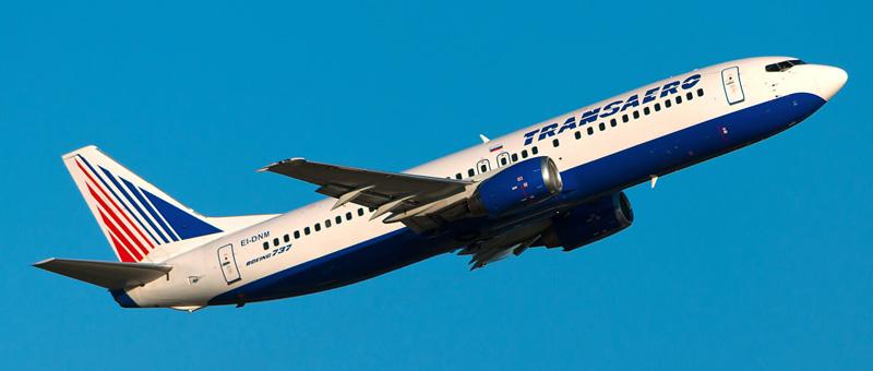 Фотографии Boeing 737-400 (Боинг 737-400) — Трансаэро