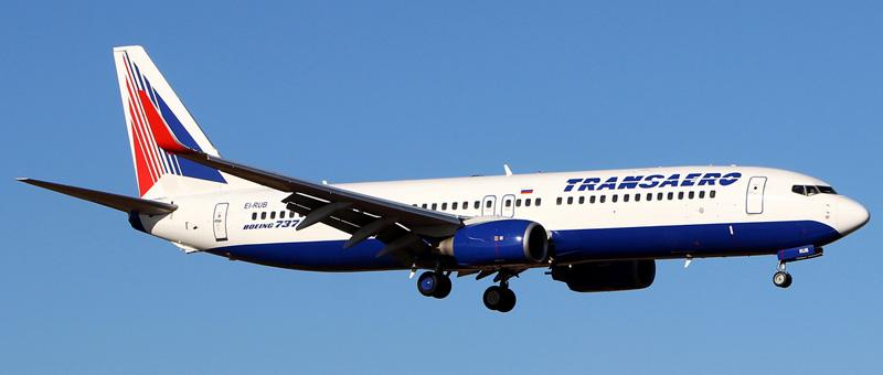 Фотографии Boeing 737-800 (Боинг 737-800) — Трансаэро