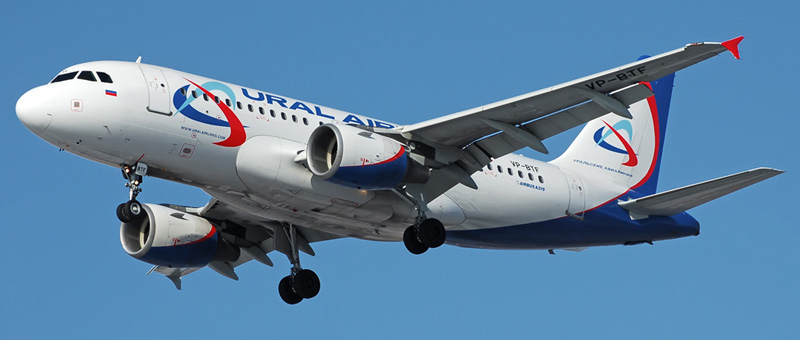 VP-BTF-Ural-Airlines-Airbus-A319-100
