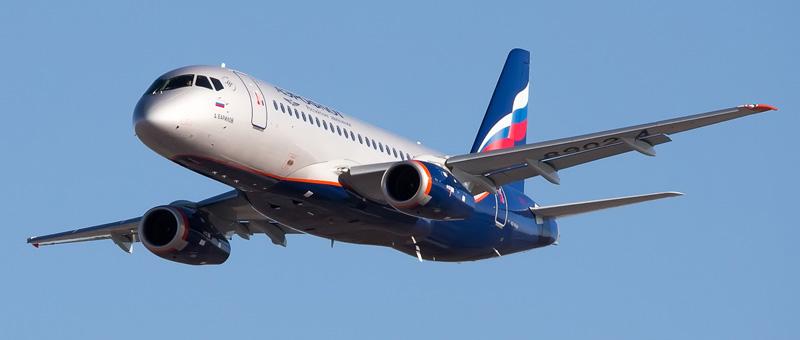 Sukhoi Superjet 100 (Сухой Суперджет 100) Аэрофлот. Фото, видео и описание самолета