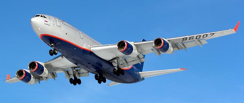 Фотографии и видео Ил-96-300 — Аэрофлот