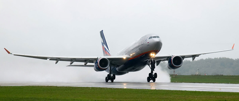 Фотографии Airbus A330-200 (Эйрбас А330-200) — Аэрофлот