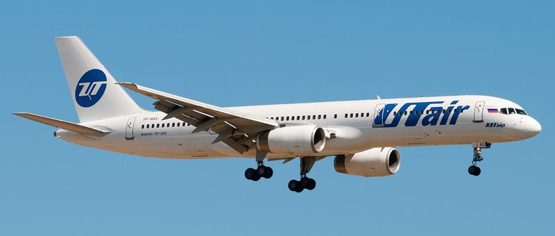 Фотографии Boeing 757-200 (Боинг 757-200) — Utair
