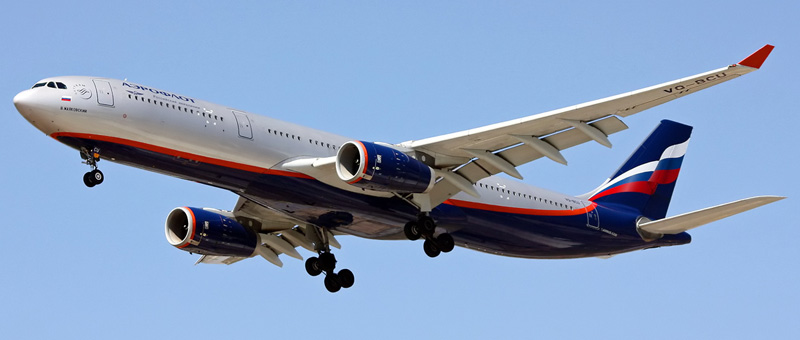 Airbus A330-300 (Эйрбас А330-300) Аэрофлот. Фото, видео и описание самолета