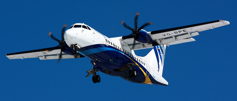 ATR 42-500 Nordstar. Фотографии и описание