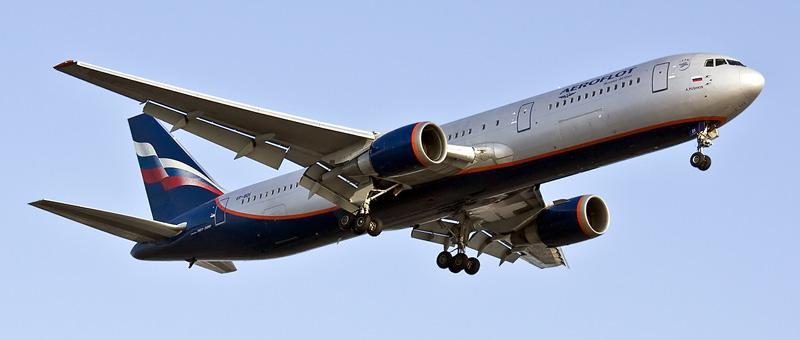 Boeing 767-300 (Боинг 767-300) — Аэрофлот. Фото, видео и описание самолета