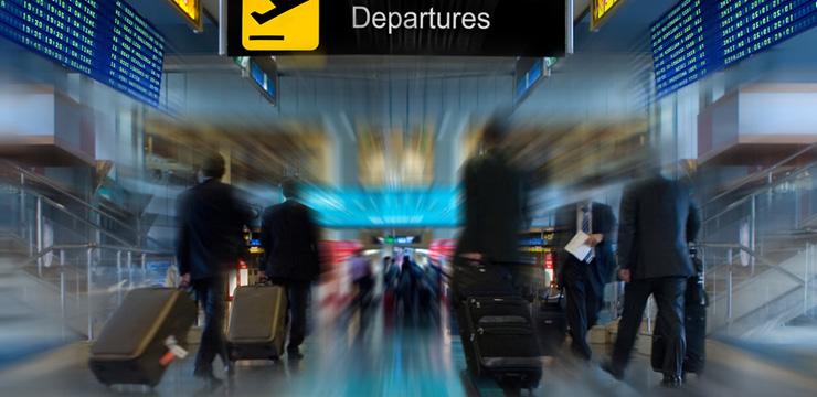 Электронная регистрация на самолет