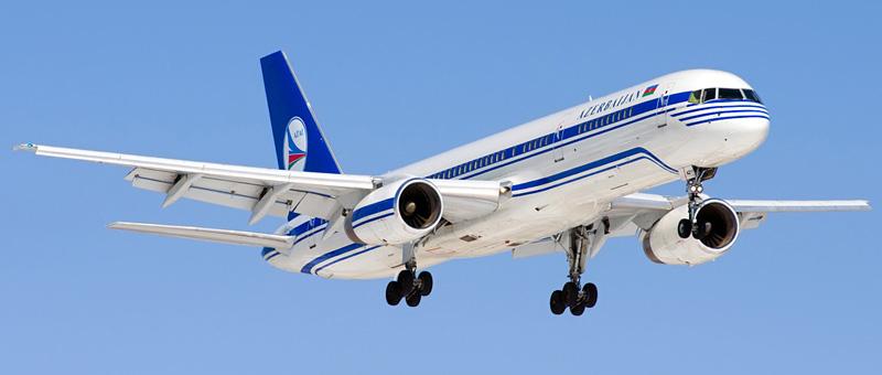 Boeing-757-22L-AZAL