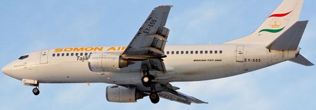 Boeing 737-300 Somon Air