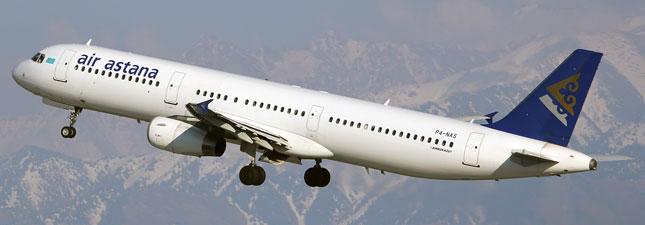 Схема самолета Airbus A321 «