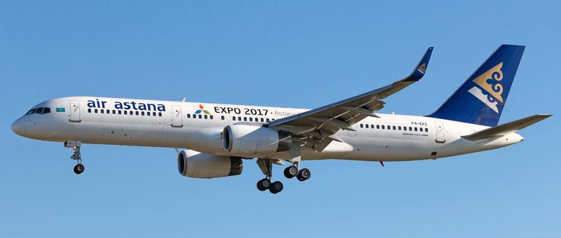 Boeing 757-200 Air Astana