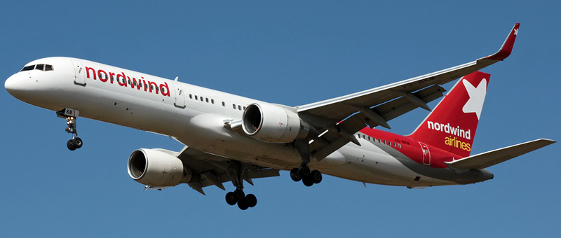 Boeing 757-200 авиакомпании Nordwind Airines. Фотографии и описание самолетов